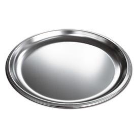 coprilavello in acciaio inox circolare diametro 380 mm