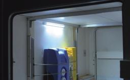 Fiamma led garage light luc u ac iva inclusa camper