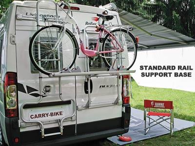 sur les images de pieds de vente de sortie nouveaux prix plus bas Portabici per Furgoni Camper - Camping - Campeggio ...