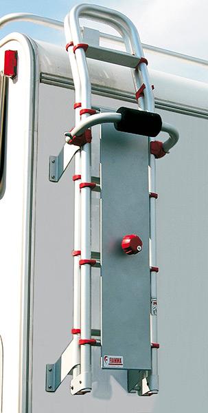 Antifurto Per Scalette Esterne Safe Ladder Fiamma 10902