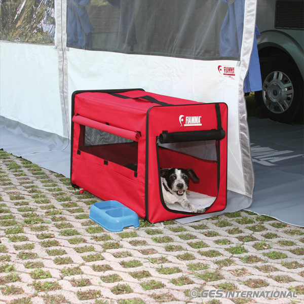 Animali in Camper