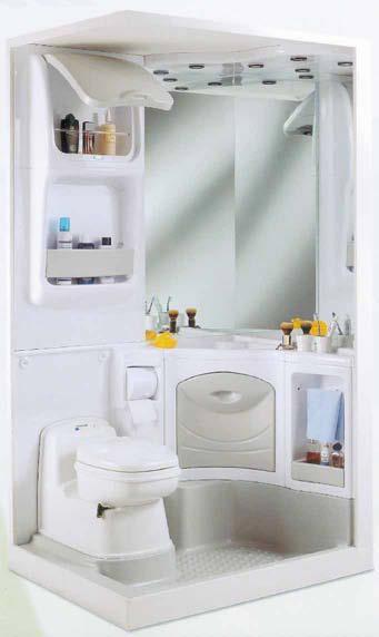 Accessori bagno camper camping campeggio accessori for Accessori per bagno