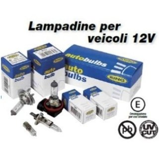 Lampadine RING