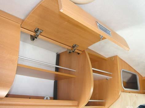 Ferramenta per camper e caravan accessori camper online for Minuteria per mobili