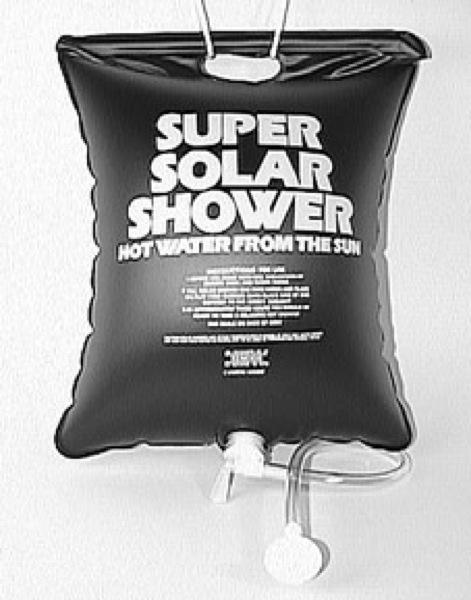 Doccia solare in pvc per ottenere l 39 acqua calda n0120300 for Pvc per acqua calda