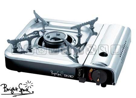 Fornello portatile a gas da esterno 1504020 34 90 iva - Fornelli da tavolo gas ...