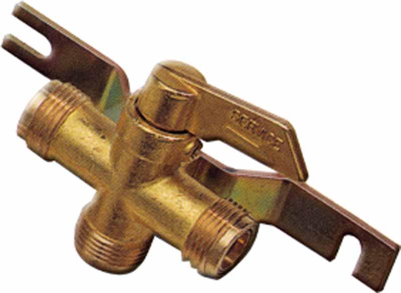 Rubinetto Di Inversione Manuale Per Bombole Gpl  L2315000