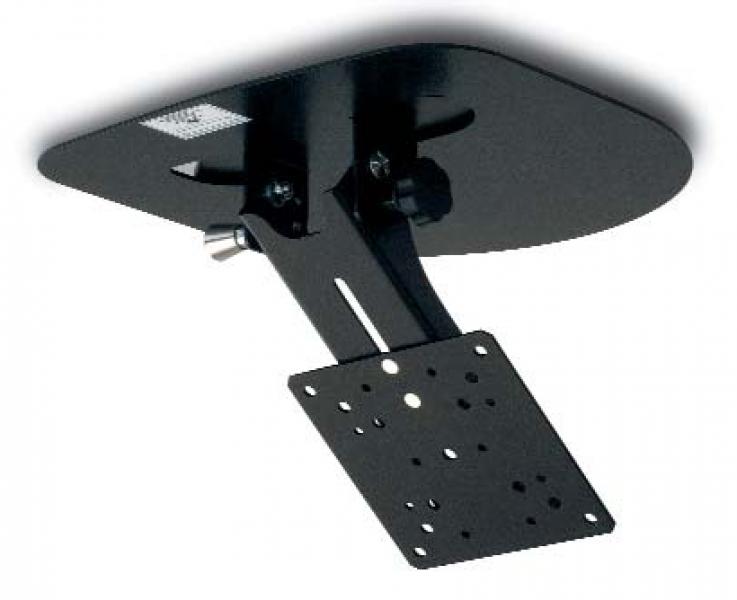 Porta tv lcd estraibile con piastra girevole portv06 - Porta tv da soffitto ...