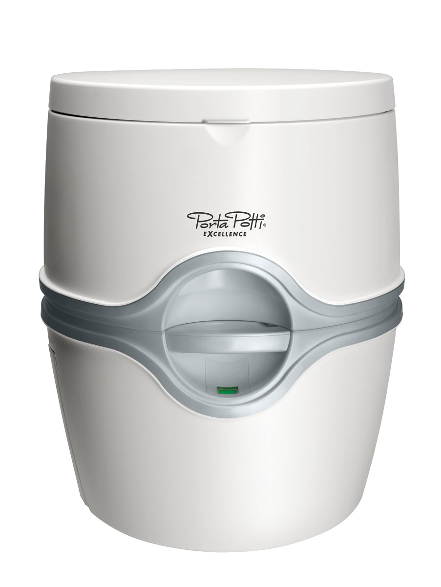WC Chimico Tethford Porta Potti Excellence Manuale