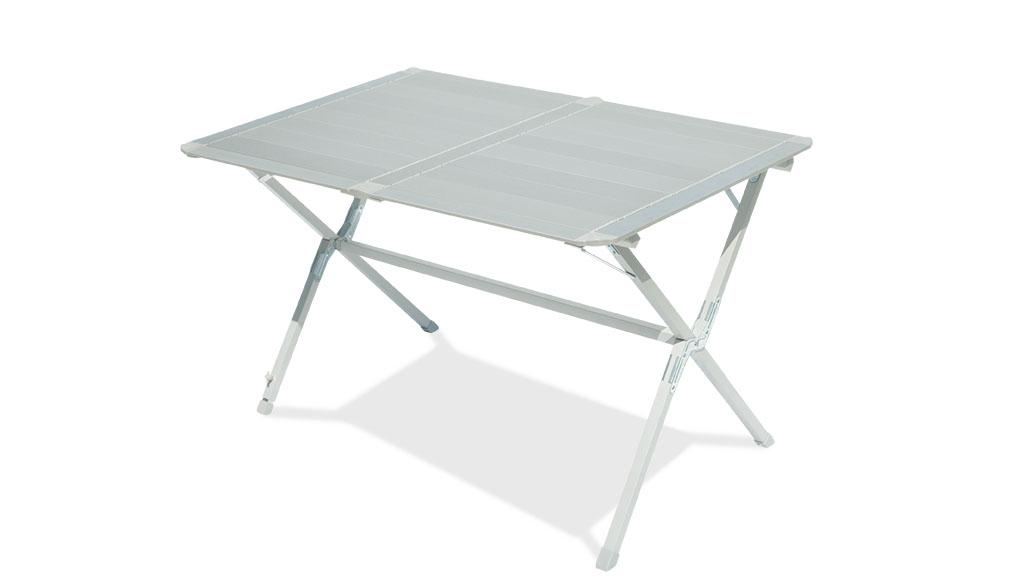 Tavolo da campeggio in alluminio anodizzato modus 140 95 00 iva inclusa - Tavoli da campeggio ikea ...