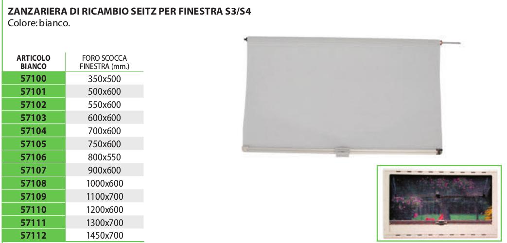 Finestra per camper dometic seitz s4 x 300 9104100013 279 00 iva inclusa camper - Finestre per camper seitz dometic ...